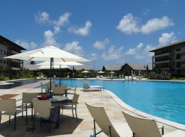 Apto Beach Class Eco Life D03, hotel with jacuzzis in Porto De Galinhas