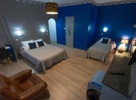 Hotel Nova, hotel near Montpellier Botanical Garden, Montpellier