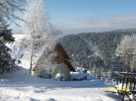 Ferienwohnung Becher Klingenthal, Hotel in der Nähe von: VogtlandArena, Klingenthal