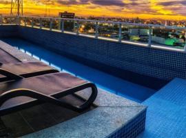 Unico Apart Hotel, self catering accommodation in Feira de Santana