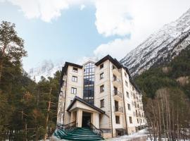 Elbrusplaza, hotel in Elbrus