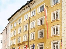 Altstadthotel Kasererbräu, Hotel in Salzburg