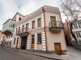 8 Rooms Apartotel On Meidan, apartament a Tbilissi