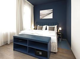 Alveo Suites – hotel w pobliżu miejsca Centrum handlowe Palladium w Pradze
