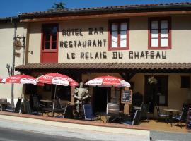 Relais du Château, hôtel à Saint-Blancard