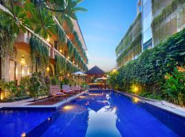 Bali Chaya Hotel Legian, hotel near Double Six Beach, Legian