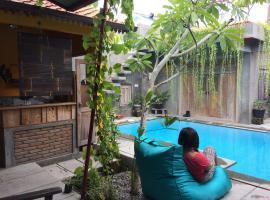 Nextdoor Homestay, rental liburan di Yogyakarta