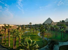 Marriott Mena House, Cairo, отель в Каире