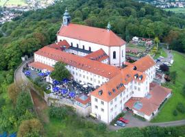 Kloster Frauenberg, hotel in Fulda