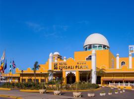 Zimbali Playa Spa Hotel Luxury, hotel en Vera