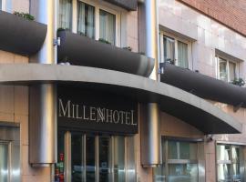 Millennhotel, hotel en Bolonia