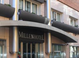 Millennhotel, hotel in Bologna