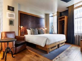 The Hoxton, Holborn, hotel in London