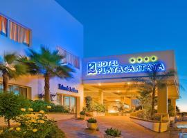 Playacartaya Aquapark & Spa Hotel, hotel in El Portil