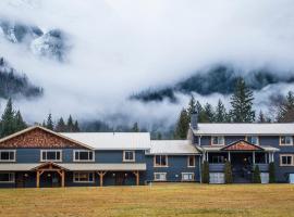Bella Coola Eagle Lodge, Hotel in Bella Coola