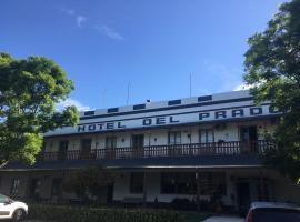 Hotel del Prado, hotel in Colonia Suiza