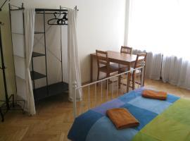 Ragtime, hostel in Prague