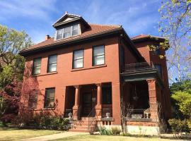 Casa Magnolia B & B, vacation rental in Saint Louis
