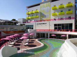 Semiramis, hotel in Athens