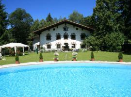Villa Mellon, hotel in Kitzbühel