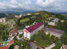 Hotel Start, hotel near Matsesta Train Station, Sochi