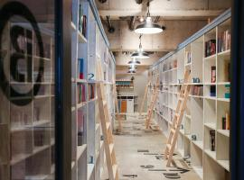 Book Inn, guest house in Niigata
