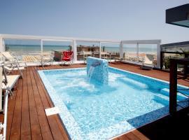 Hotel Panama Majestic, hôtel à Rimini
