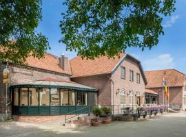 Hotel Restaurant De Roosterhoeve, hotel near Maasmechelen Village, Roosteren