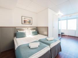 Forenom Aparthotel Helsinki Kamppi - contactless check-in, hotel in Helsinki