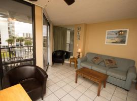 Oceanview Condo #306 At Meridian Plaza, serviced apartment in Myrtle Beach