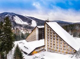 OREA Resort Sklář Harrachov – hotel z basenem