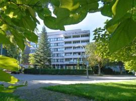 HAK Hotel am Klostersee, отель в Зиндельфингене