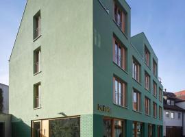 Kitz Boutique Hotel & Restaurant, hotel in Metzingen