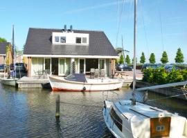 Holiday Home De Meerparel-7, holiday home in Uitgeest