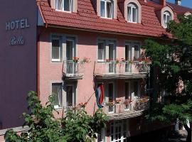 Bella Hotel, отель в Сегеде