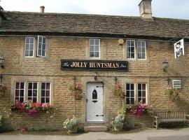 The Jolly Huntsman, hotel in Chippenham