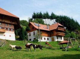 Schwoererhof, farm stay in Schweighausen