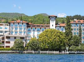 Hotel Savoy Palace, hotell i Gardone Riviera