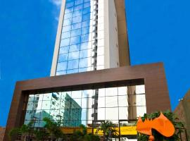 Fity Hotel, hotel near Recife´s Harbour, Recife