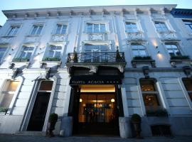 Hotel Acacia, hotel in Bruges