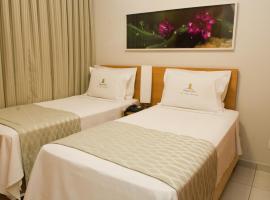 Ímpar Suítes Cidade Nova, hotel em Belo Horizonte