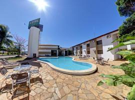 Hotel Solar Rio de Pedras, hotel in Luis Eduardo Magalhaes