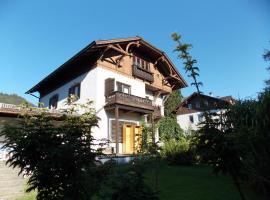 M9 Appartment, hotel near Historical Ludwigstrasse, Garmisch-Partenkirchen