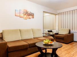 Apartment TwoPillows on Mayakovskogo 3, отель в Воркуте