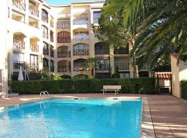Les Coralines, apartment in Sainte-Maxime