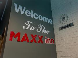 MAXX inn, hotel in Astana