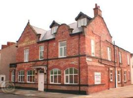 Railway House, hotel in Darlington