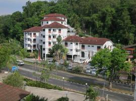 Titi Panjang Apartment Lumut Sitiawan Manjung, apartment in Lumut