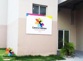 Hotel Centro Fashion, Cama e café (B&B) em Fortaleza