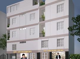 Ht Apartment, khách sạn gần Ga Hòa Hưng, TP. Hồ Chí Minh